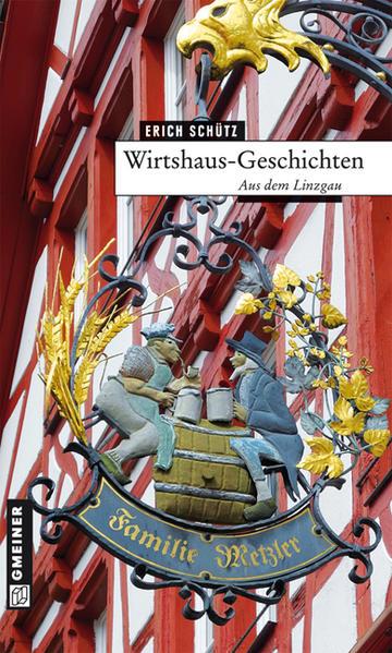 Wirtshaus-Geschichten - Coverbild