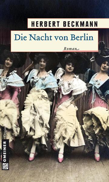 Die Nacht von Berlin - Coverbild