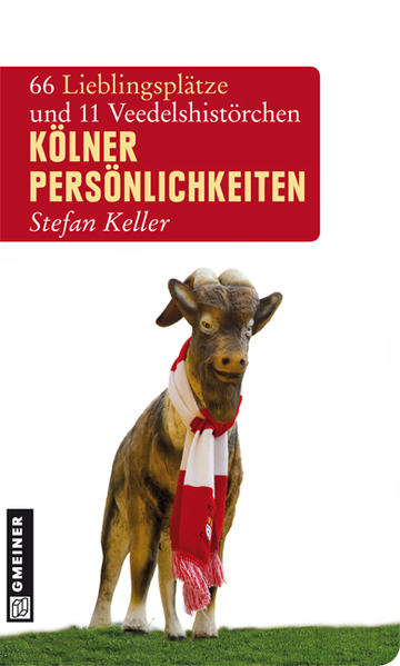 Kölner Persönlichkeiten - Coverbild