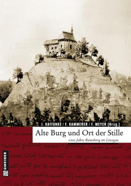 Alte Burg und Ort der Stille - Coverbild