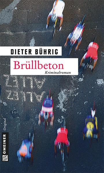 Brüllbeton - Coverbild