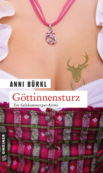 Göttinnensturz - Coverbild