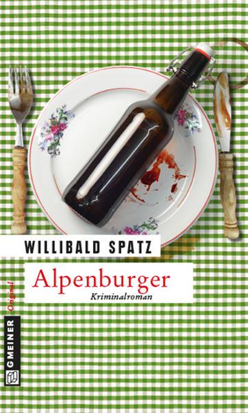 Alpenburger - Coverbild