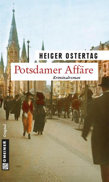 Potsdamer Affäre - Coverbild