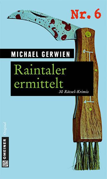 Raintaler ermittelt - Coverbild