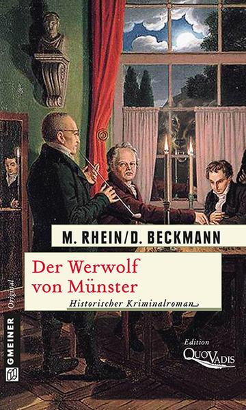 Der Werwolf von Münster - Coverbild
