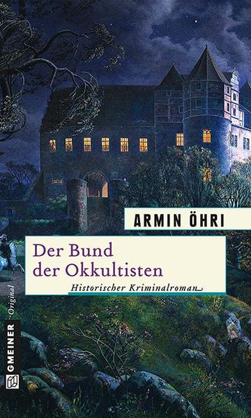 Der Bund der Okkultisten - Coverbild