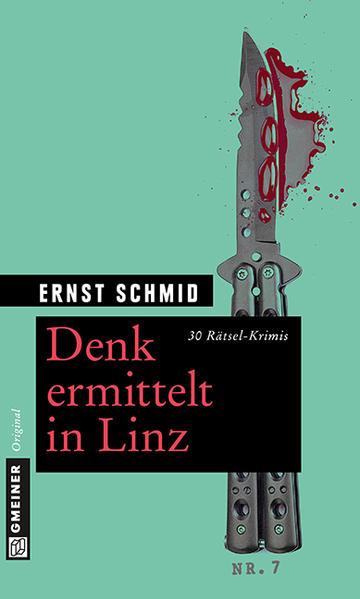 Denk ermittelt in Linz - Coverbild
