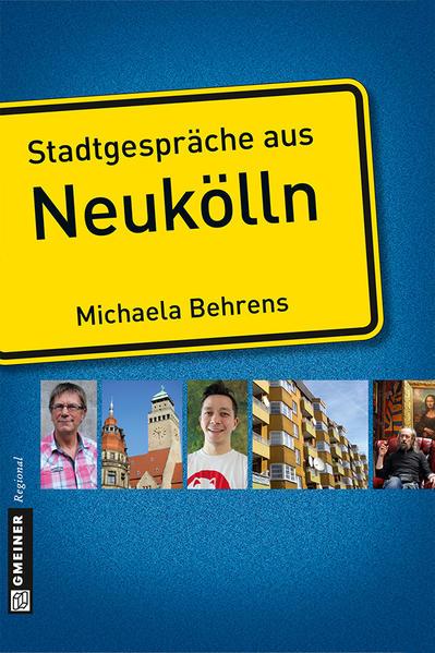 Stadtgespräche aus Neukölln - Coverbild