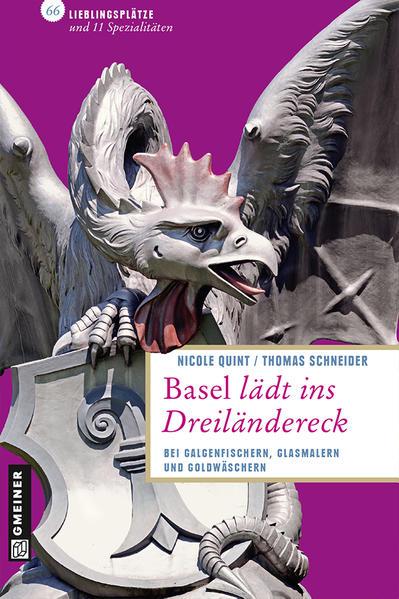 Basel lädt ins Dreiländereck - Coverbild