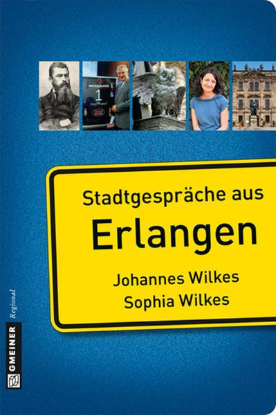 Stadtgespräche aus Erlangen - Coverbild