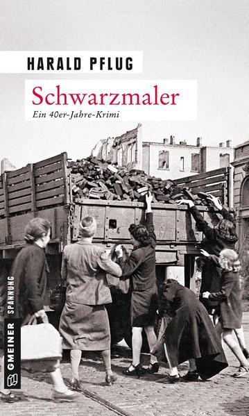 Schwarzmaler - Coverbild