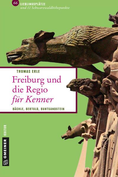 Freiburg und die Regio für Kenner - Coverbild