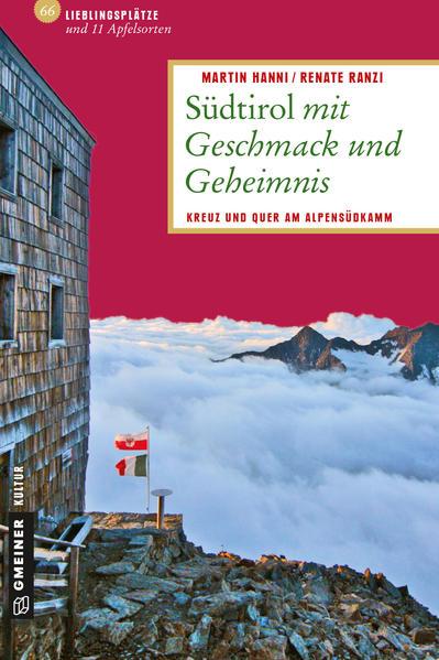 Südtirol mit Geschmack und Geheimnis - Coverbild