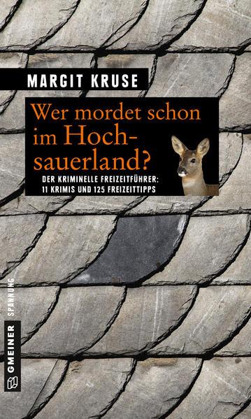 Wer mordet schon im Hochsauerland? - Coverbild