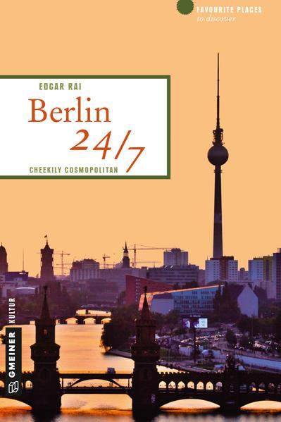Berlin 24/7 - Coverbild