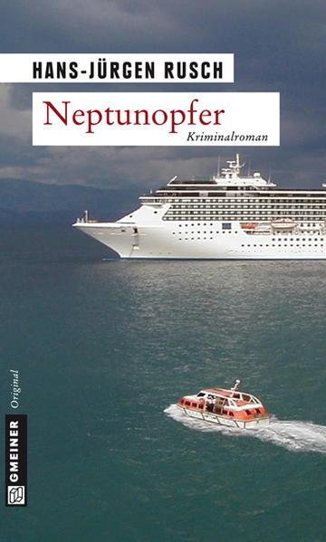 Neptunopfer - Coverbild