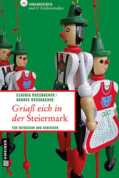 Griaß eich in der Steiermark - Coverbild
