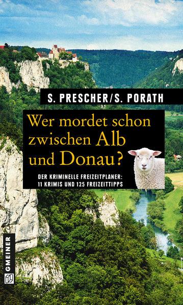 Wer mordet schon zwischen Alb und Donau? - Coverbild