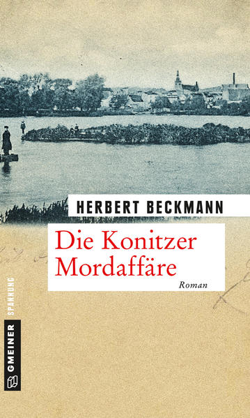 Die Konitzer Mordaffäre - Coverbild