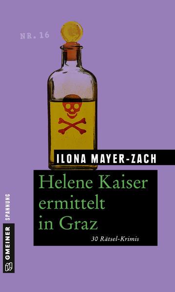 Helene Kaiser ermittelt in Graz - Coverbild