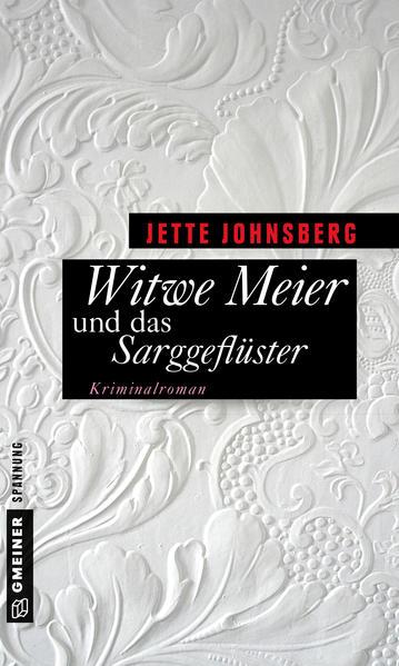 Witwe Meier und das Sarggeflüster - Coverbild