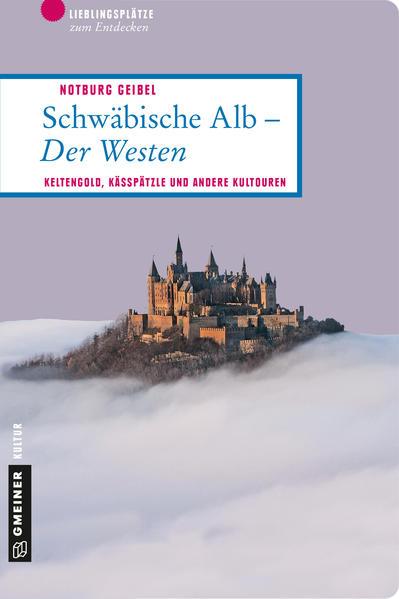 Schwäbische Alb - Der Westen - Coverbild
