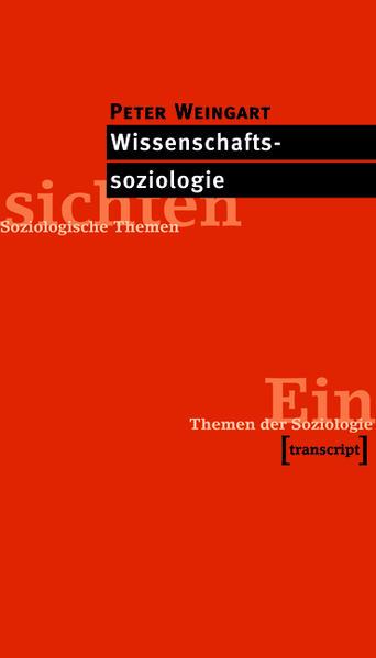 Wissenschaftssoziologie - Coverbild