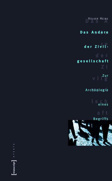 Das Andere der Zivilgesellschaft - Coverbild