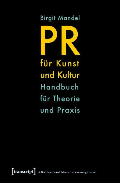 PR für Kunst und Kultur - Coverbild