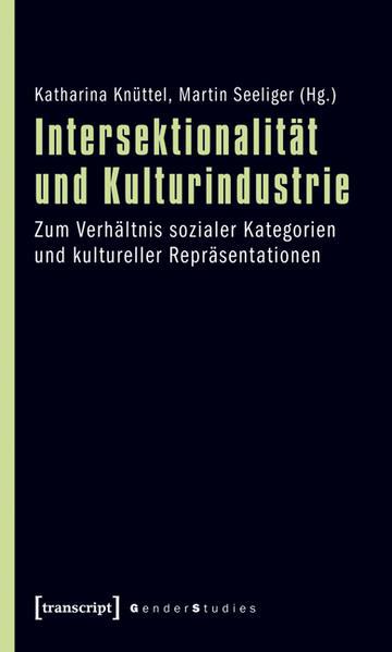 Intersektionalität und Kulturindustrie - Coverbild