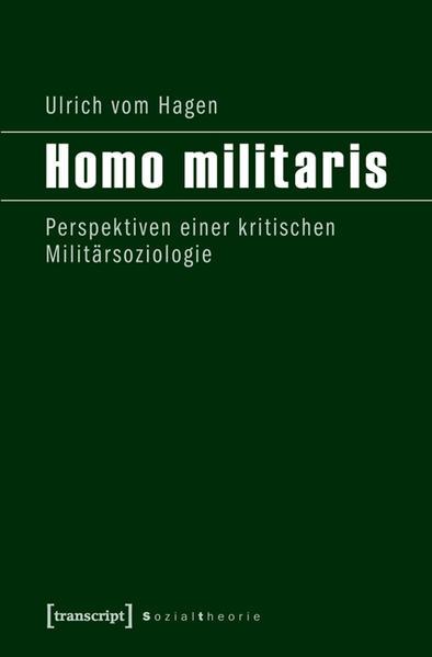 Homo militaris - Coverbild