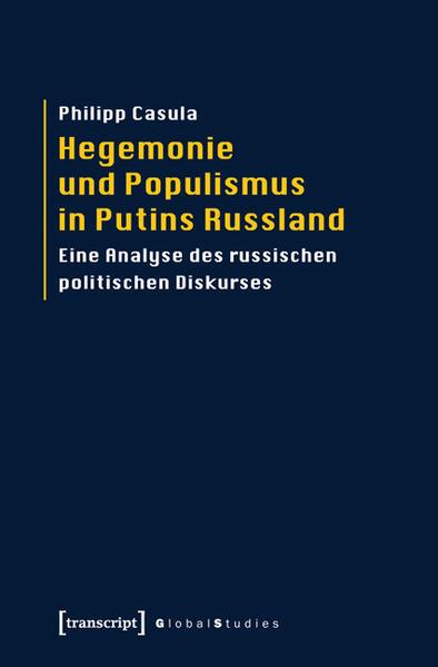 Hegemonie und Populismus in Putins Russland - Coverbild