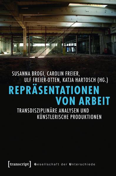 Repräsentationen von Arbeit - Coverbild