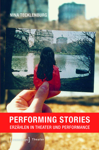 Performing Stories - Coverbild