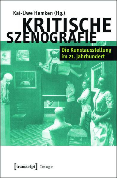 Kritische Szenografie - Coverbild