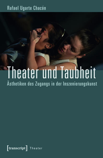 Theater und Taubheit - Coverbild