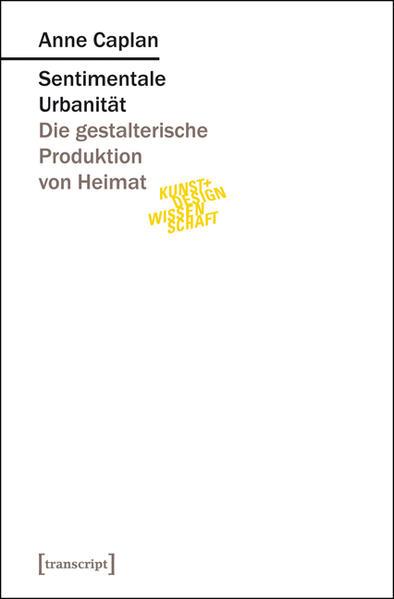 Sentimentale Urbanität - Coverbild