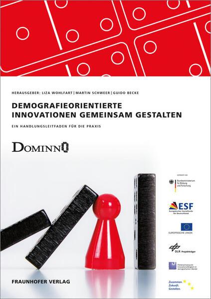 Demografieorientierte Innovationen gemeinsam gestalten. - Coverbild