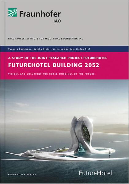 FutureHotel Building 2052.  - Coverbild
