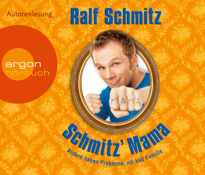 Schmitz' Mama - Coverbild