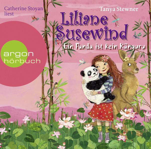 Liliane Susewind – Ein Panda ist kein Känguru - Coverbild
