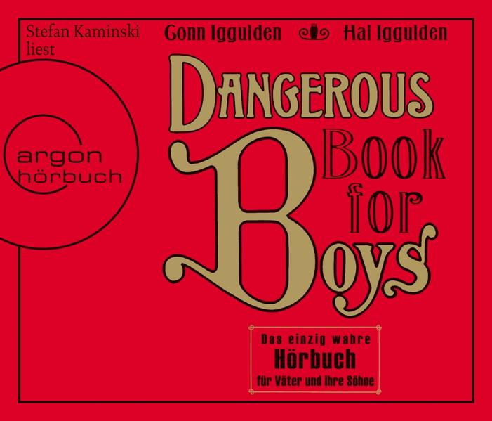 Dangerous Book for Boys - Coverbild