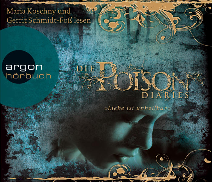 Die Poison Diaries. Band 1 - Coverbild