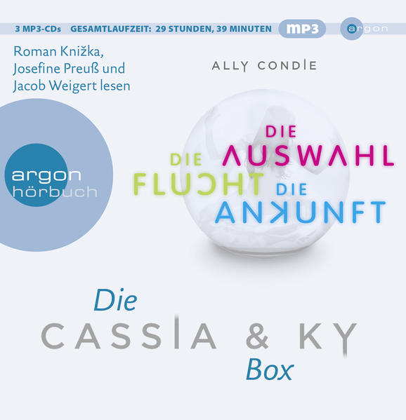 Die Cassia & Ky-Box - Coverbild