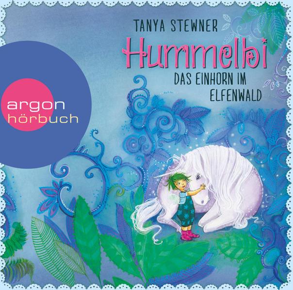 Hummelbi - Das Einhorn im Elfenwald - Coverbild