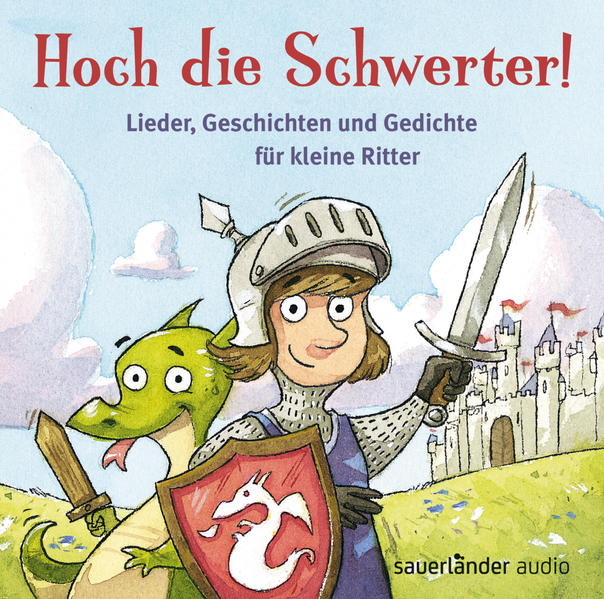 Hoch die Schwerter! - Coverbild