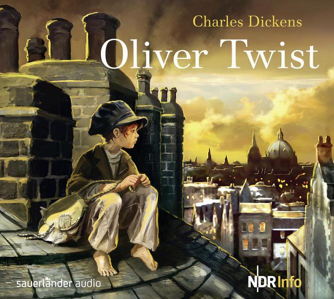 Oliver Twist - Coverbild