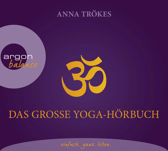 Das große Yoga-Hörbuch - Coverbild