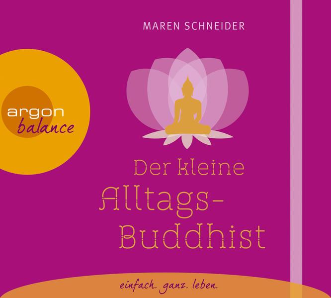 Der kleine Alltagsbuddhist - Coverbild